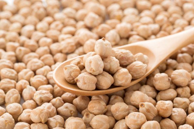 ひよこ豆の効果