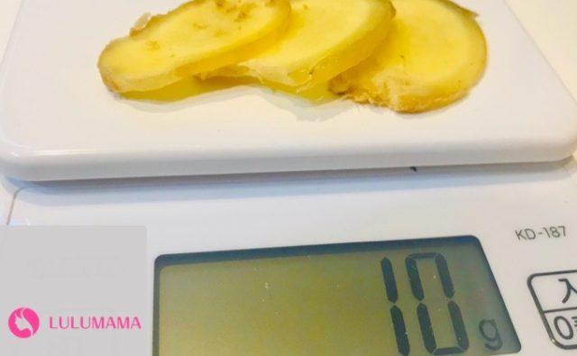生姜で血流改善はできる?
