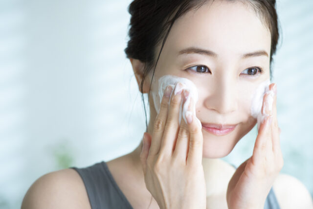 マスクによる乾燥肌を防ぐ方法