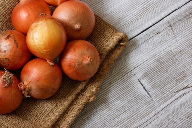 玉ねぎは冷え性改善効果がある?