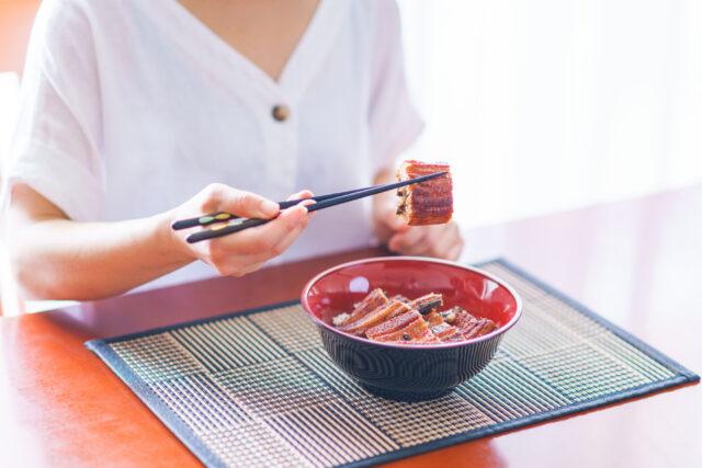 うなぎの栄養素とカロリーと効果、血流改善には効果的?